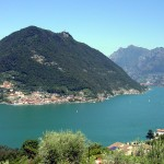 An Italian Lake (Iseo)